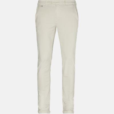 Slim | Bukser | Hvid